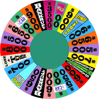 Season 33 Wheel - Express round by wheelgenius
