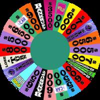 Season 33 Wheel - Mystery round by wheelgenius