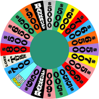 Season 33 Wheel - round 4 by wheelgenius