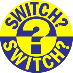 Switch? logo by wheelgenius