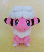 Pokemon: Petit Flaaffy by sugarstitch