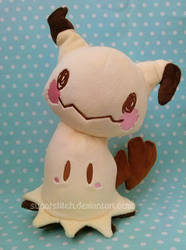Pokemon: Mimikkyu by sugarstitch
