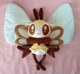 Pokemon: Ribombee by sugarstitch