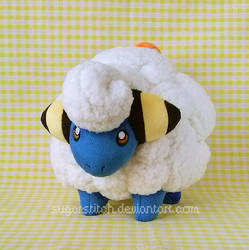 Pokemon: Mareep by sugarstitch