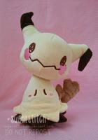 Pokemon: Mimikkyu V2 by sugarstitch