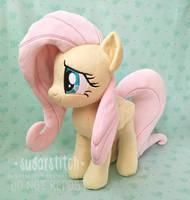 MLP FiM: Fluttershy by sugarstitch