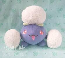 Pokemon: Jumpluff by sugarstitch
