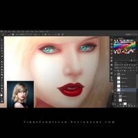 W.I.P. - Taylor Swift 2 by FikryFadhillah