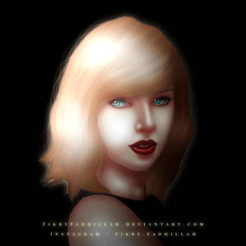 Taylor Swift by FikryFadhillah