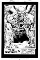 Hawkman No.23 pg. 22 by RagsMorales