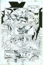 Hourman No.18 pg. 15 by RagsMorales