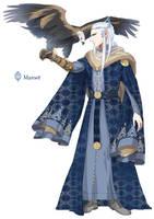 [the silmarillion-of Valar] Manwe by navy-locked