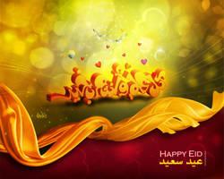 HAPPY EID by MuTnAsEq