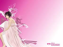 Mika Nakashima by Hongraphics