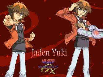 Jaden Yuki desktop by ameldasangel