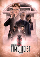 Time Heist by ChristopherOwenArt