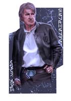 Han Solo by ChristopherOwenArt