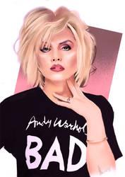 Debbie Harry by ChristopherOwenArt