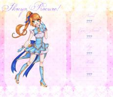 Ikuyo Precure: ??? by Chance-To-Draw
