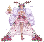 Fysaera Queen Rosaline by Chance-To-Draw