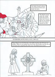 Martyr. The Child. Page 1 by MichelleBrujah