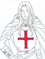 Templar by MichelleBrujah