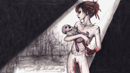 The Silent Agony by SallyBJD