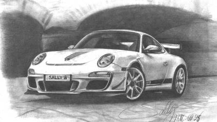 911 GT3 RS 4.0 by SallyBJD