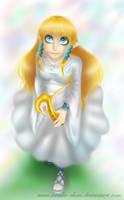 Zelda .:The Legend Of Zelda Skyward Sword:. by Ariake-chan