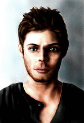 Supernatural- Dean by CaityKitty13