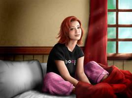RWBY- Nora Valkyrie by CaityKitty13