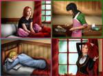 RWBY - Team JNPR Set by CaityKitty13