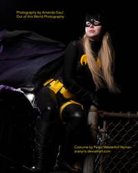 Stephanie Brown - Batgirl - 3 by Arasiyris