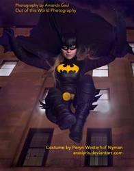 Stephanie Brown - Batgirl - Launch by Arasiyris