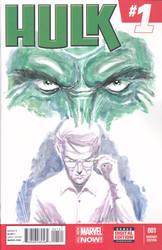 Sketch-cover-hulk-web by LostArno