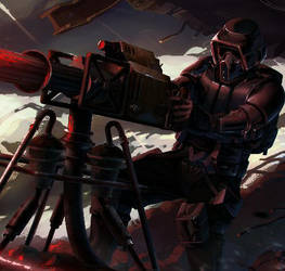 Storm Commando edit by tiamatnightmare