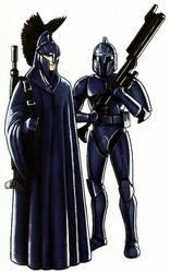 Senate Guard and Commando edit by tiamatnightmare