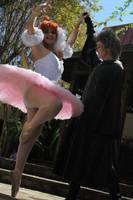 A Strange Dance Partner by sayuri13