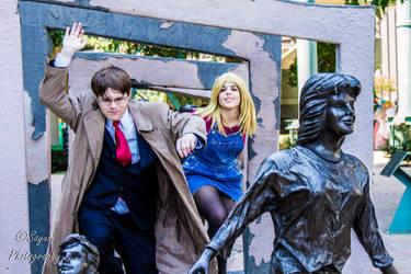Doctor Who- RUN by sayuri13