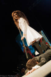 J-Fashion show- Your death bed by sayuri13