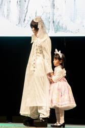 J-Fashion show- Protector by sayuri13
