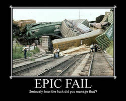 epic fail by yq6