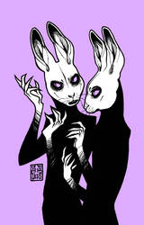 Leporidae by CanisAlbus