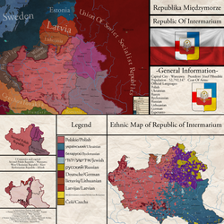 The Republic Of Intermarium - Pilsudski's Dream by OrbisRyu