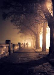 An evening walk by jeremi12