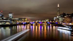 London cityscape by jeremi12