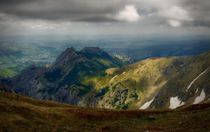 Giewont Mountain by jeremi12