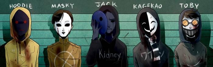 Masks by Alloween