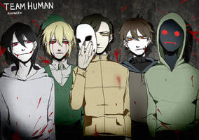 Team Human by Alloween