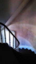 Stair by ThatTMNTchick